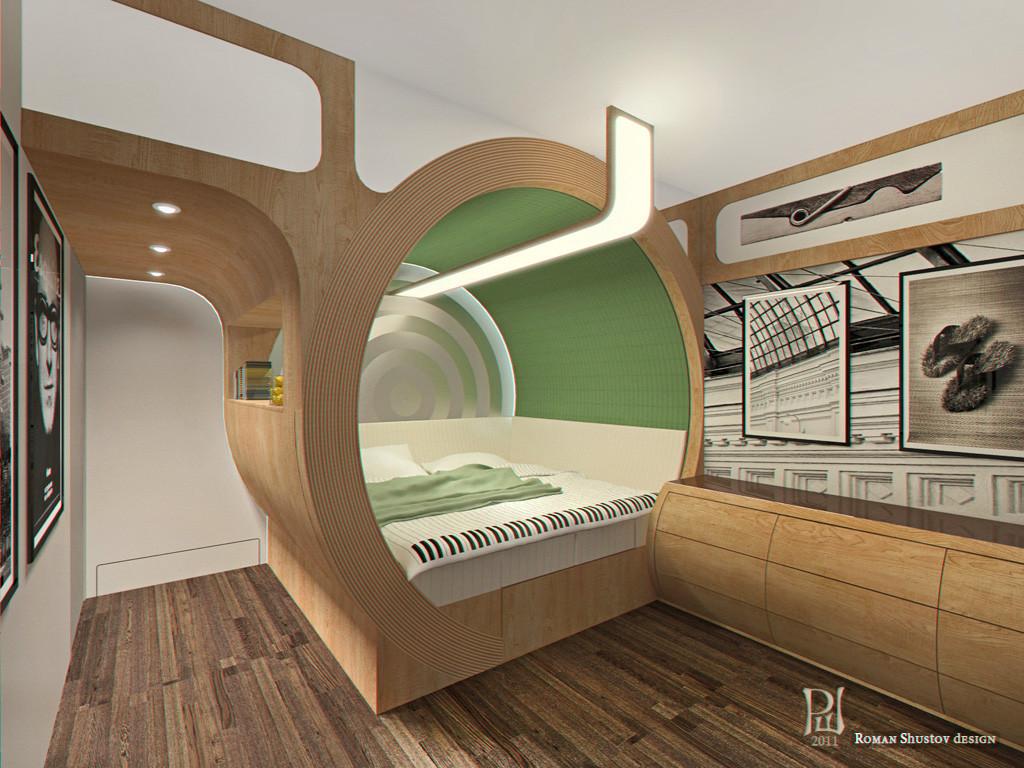 Кровать-трансформер «Тубарус»